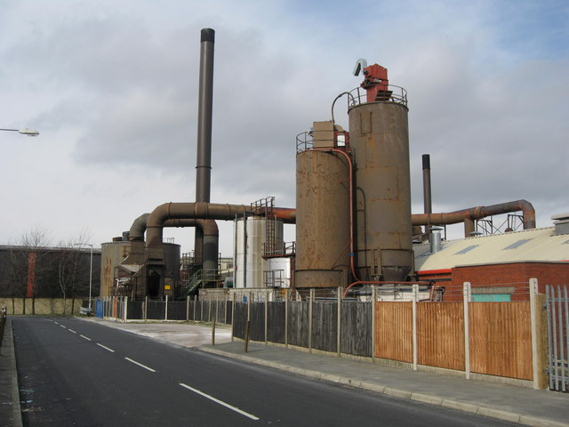 Interfloor Manufacturing Plant Haslingden