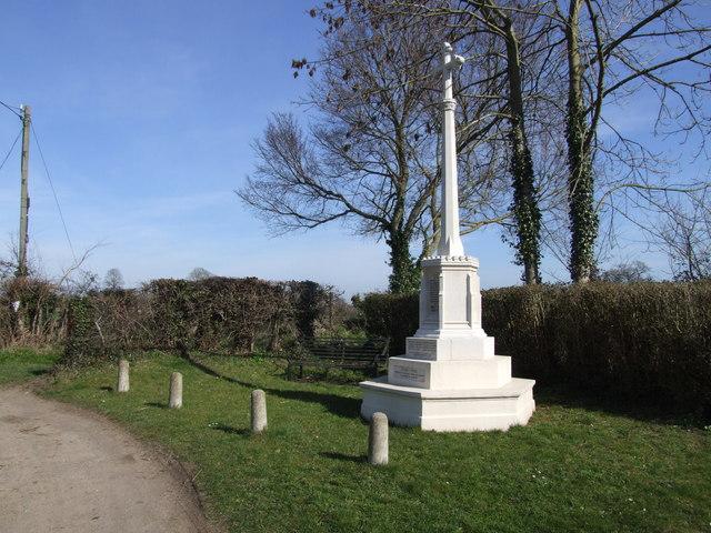 Forncett St. Mary War Memorial