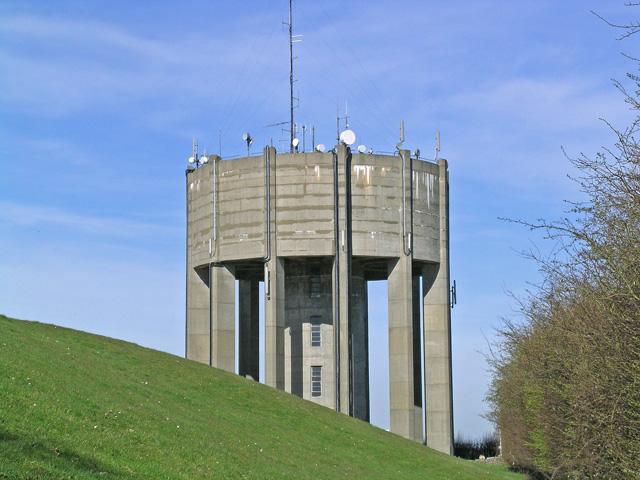 Water Tower at Parndon Wood