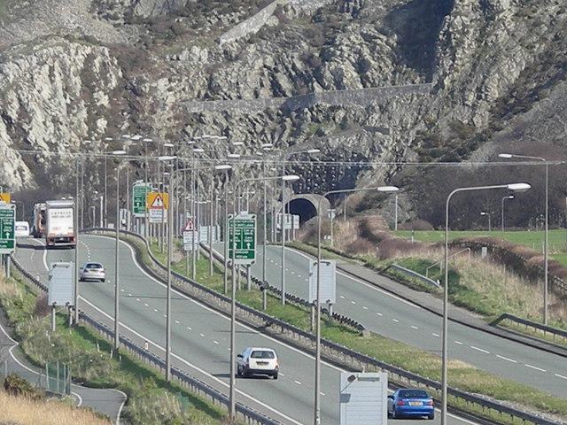 Penmaen-bach Tunnels