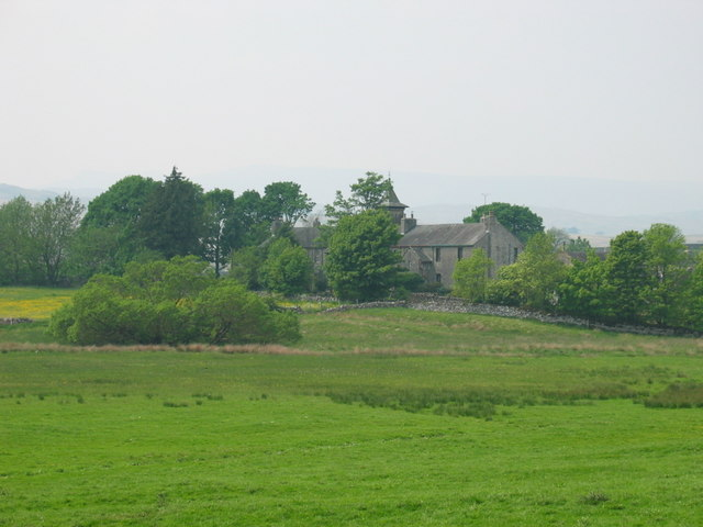 Brackenber Lodge, Shap seen from A6 main road
