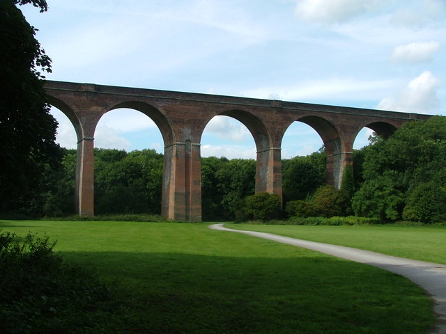 Crimdon Dene Railway Viaduct