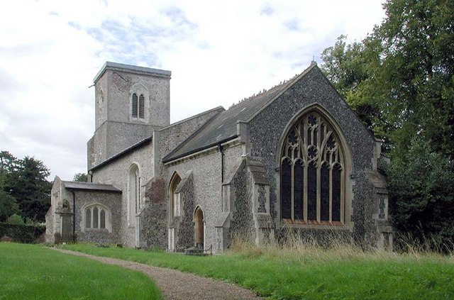 St Mary, Wallington, Herts