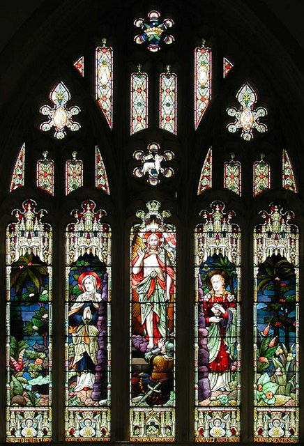 St Mary, Wallington, Herts - Window
