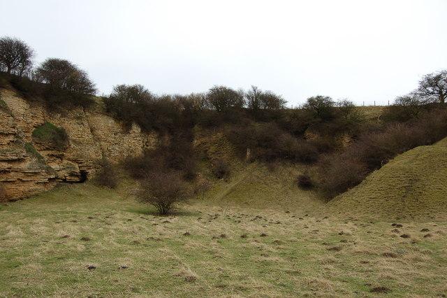 Moorsley Quarry