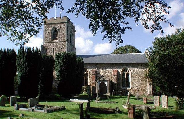 St Nicholas, Norton, Herts