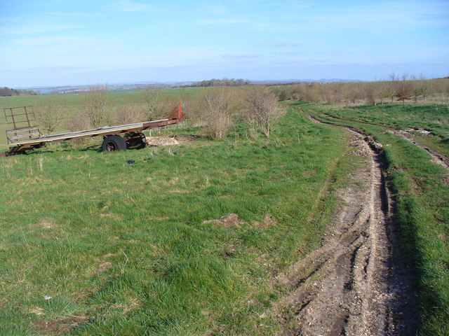 Trailer and Bridleway