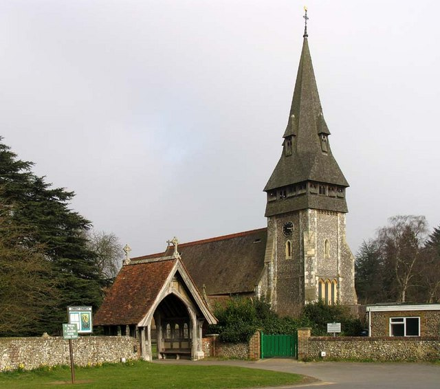 Christ Church, Chorley Wood, Herts