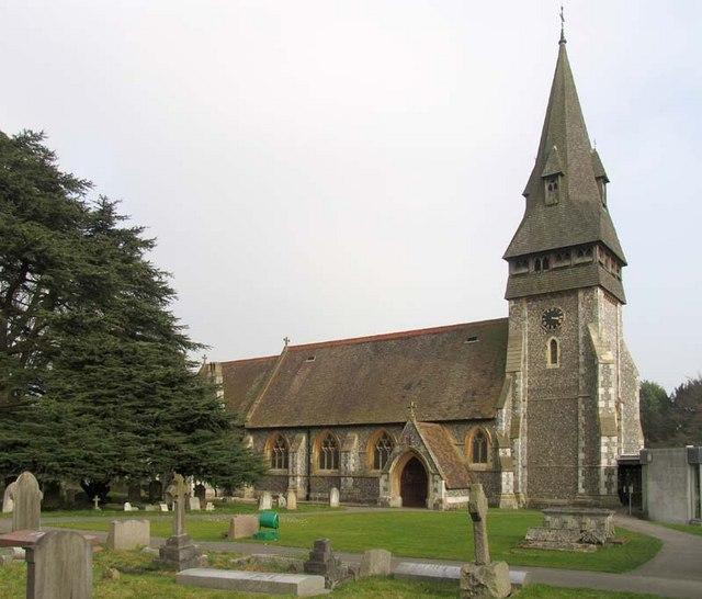Christ Church, Chorley Wood, Herts