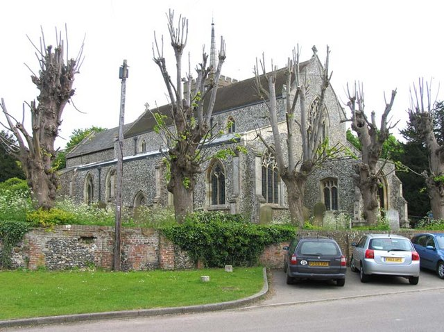 St Mary, Standon, Herts