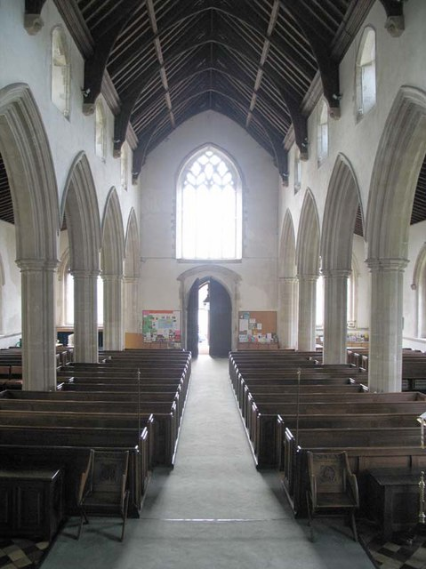 St Mary, Standon, Herts - West end
