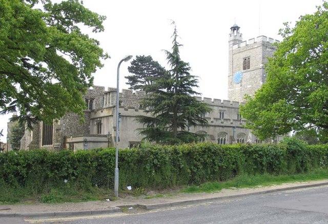 St Mary, Cheshunt, Herts