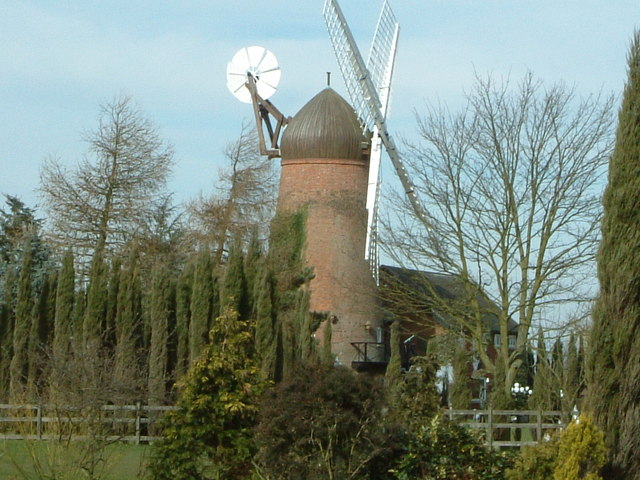 Windmill Arnesby Leicestershire