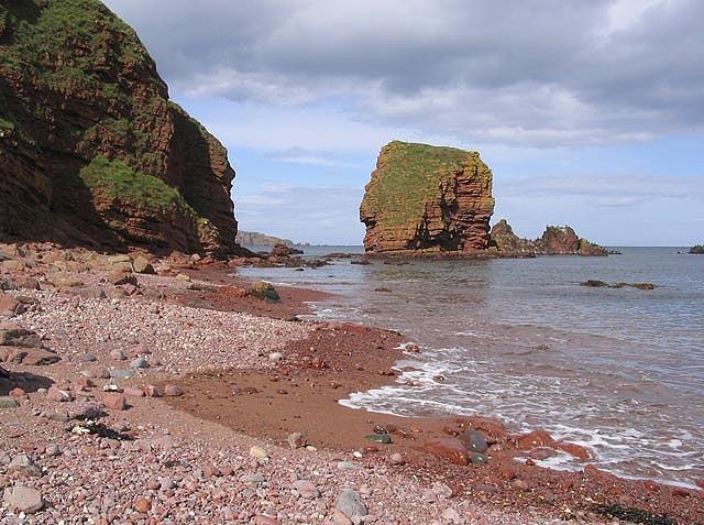 The shore at Linkim Kip