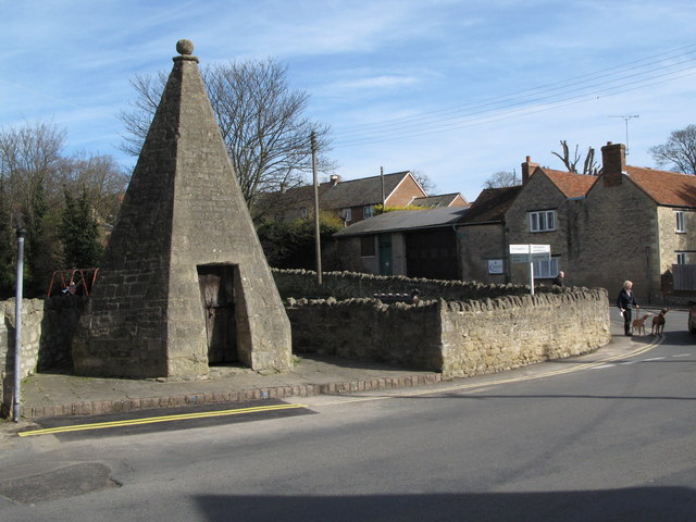 The Old Village Lock-up at Wheatley