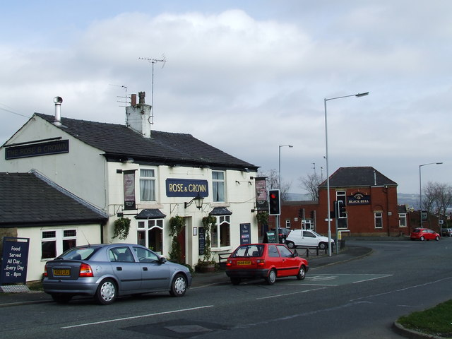 Rose & Crown with The Black Bull