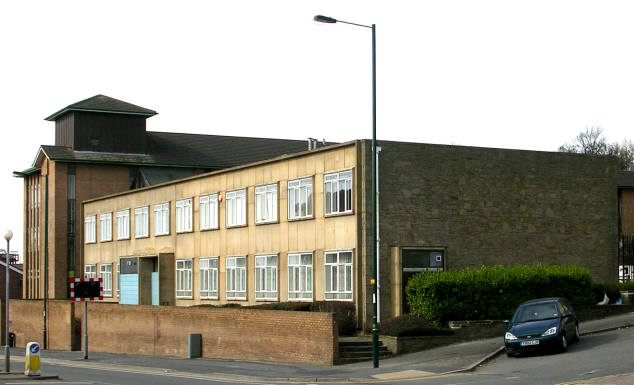 DHSS Offices - Leeds Road