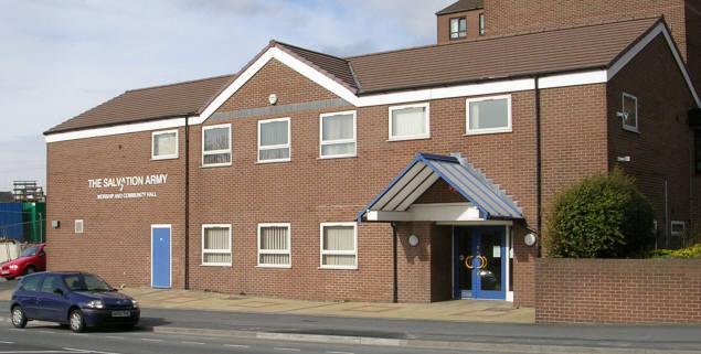 Salvation Army Worship Hall - Leeds Road