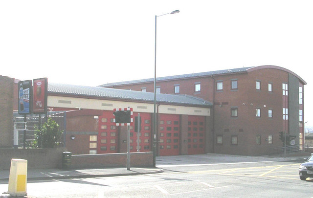 Bradford Community Fire Station - Leeds Road
