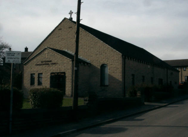 Buttershaw Congregational Church