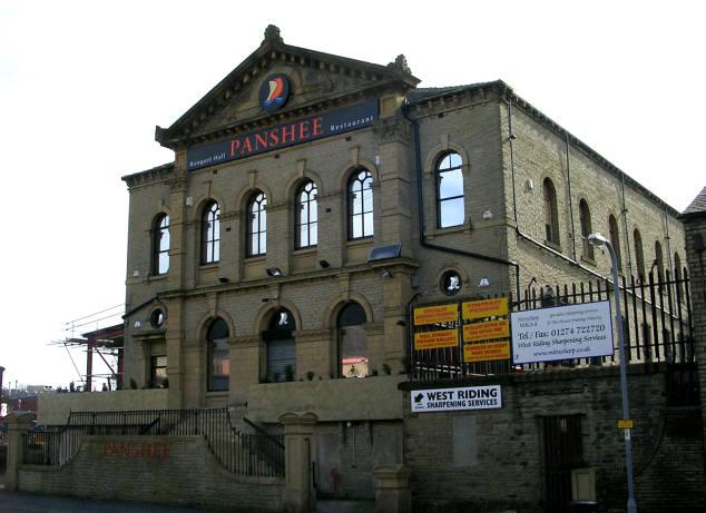 Southend Methodist Chapel - Tickhill Street