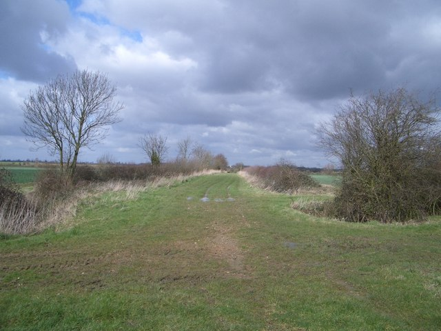 Byway to Newton Bromswold