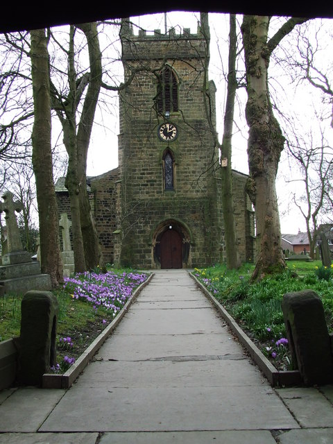 Ainsworth Parish Church (Cockey Moor)