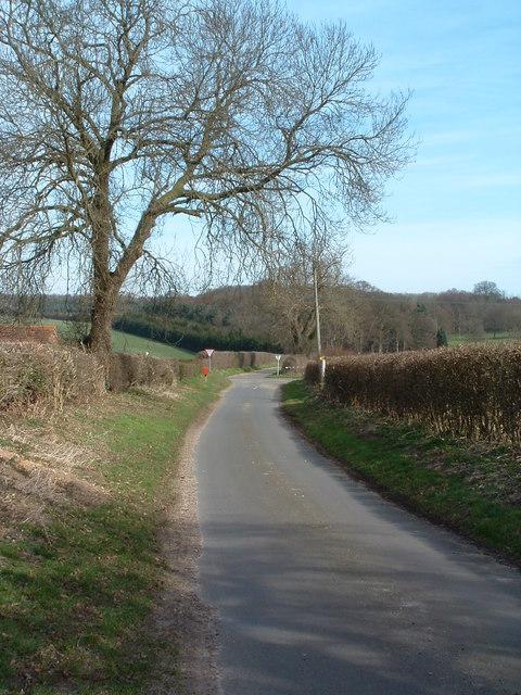 Cross Road On The Peddars Way