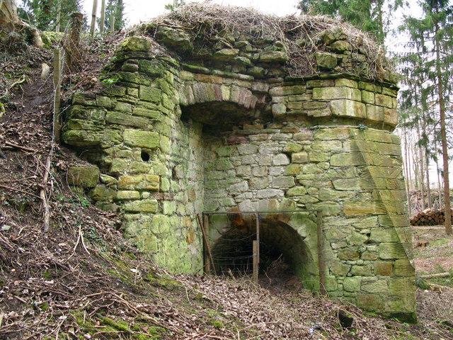 Lime kilns, Spilmersford