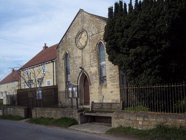 Chapel, Stour Row