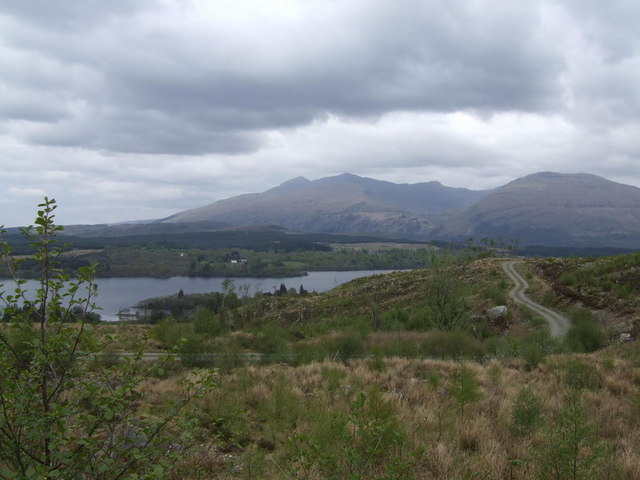 Ben Cruachan from South Loch Awe