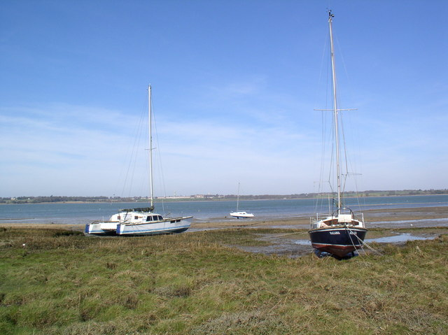 River Stour shore