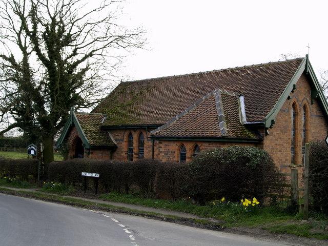 Old Ellerby Church