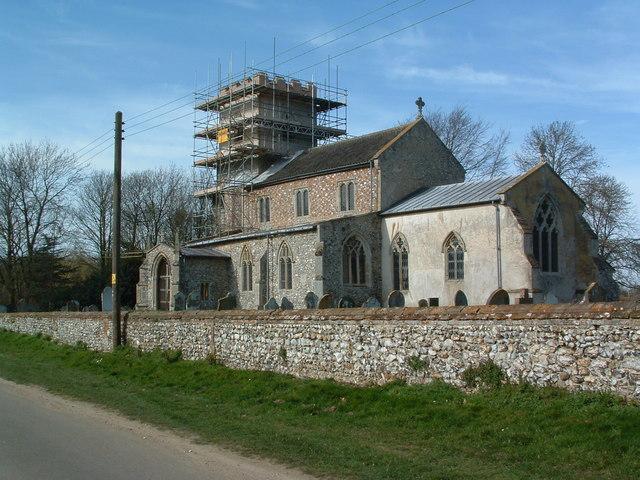 St. Andrews Little Massingham