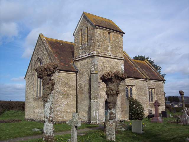 St Andrew's Church, Todber