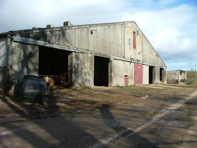 Farm Building at Muirton