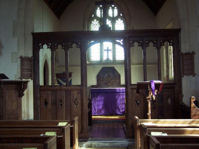 St Andrew's Church, Todber