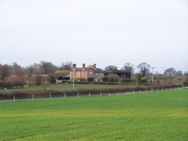 Cardeston Park Farm