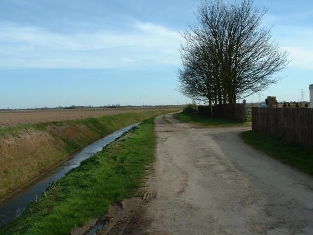 Gowts Lane, Lincolnshire
