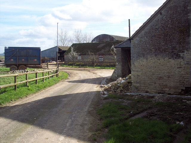 Farm Buildings at Thornton Farm