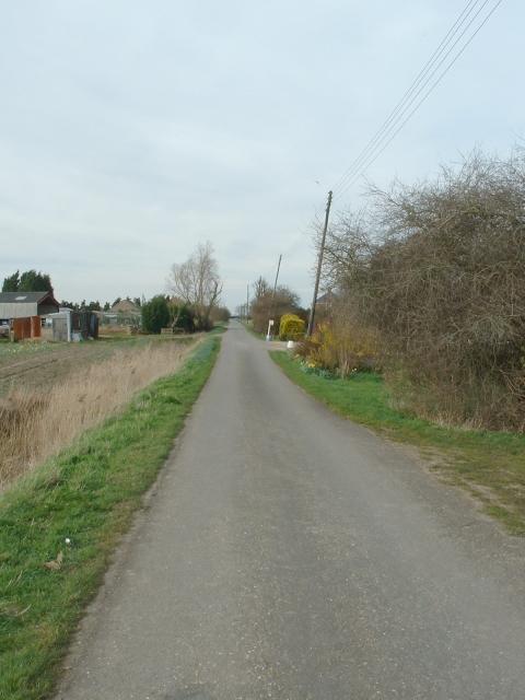 Baulkins Drove, Sutton St James