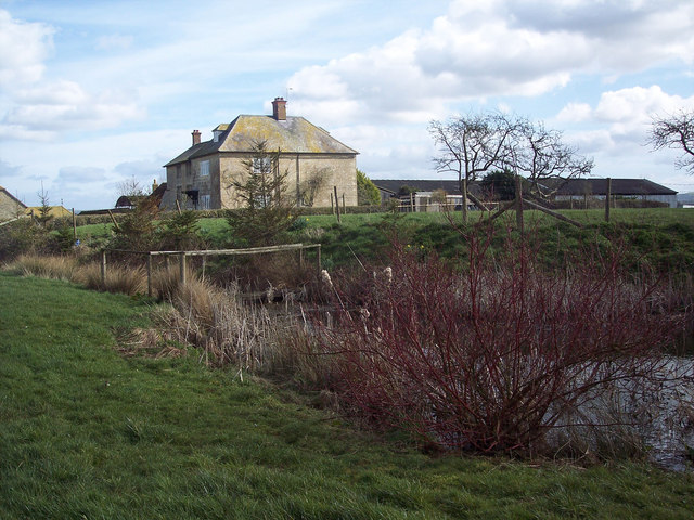 Thornton Farm and its Moat