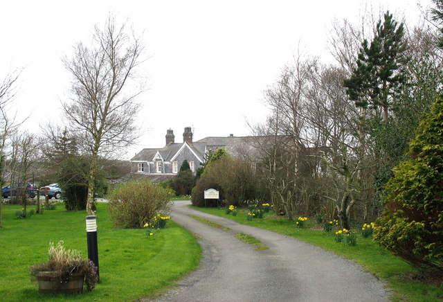 Ty'n Rhos Country House Hotel and Restaurant, Saron