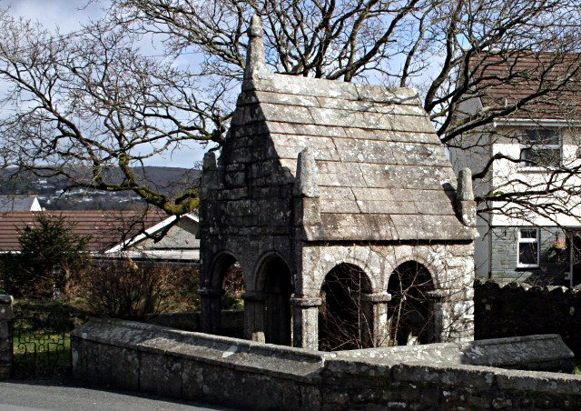 St Cleer Holy Well