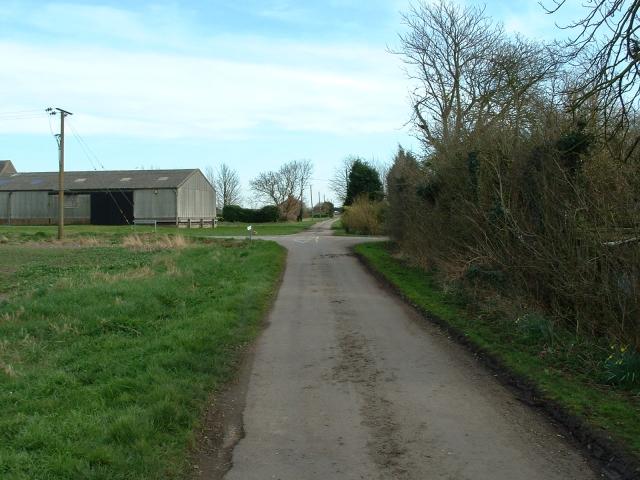 Crossroads, Black Dyke