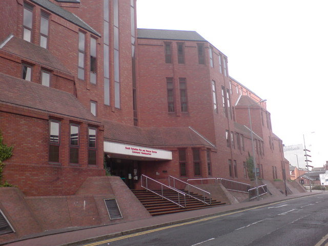 South Yorkshire Fire & Rescue - Headquarters