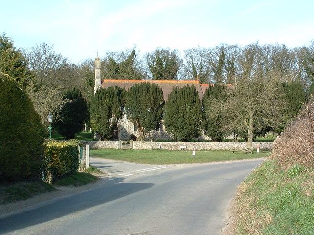 St Peter & St Paul Shernborne