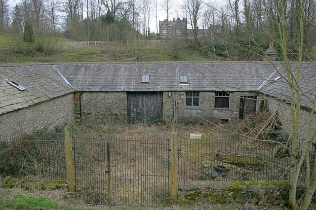 Disused Kennels, Witherslack Hall