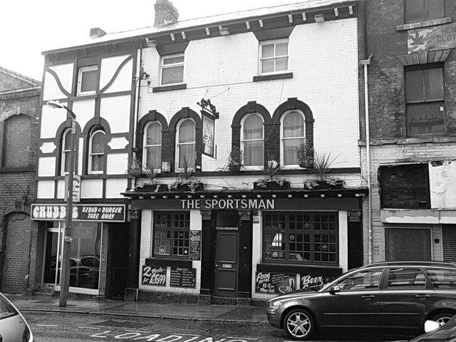The Sportsman Pub - Cambridge St