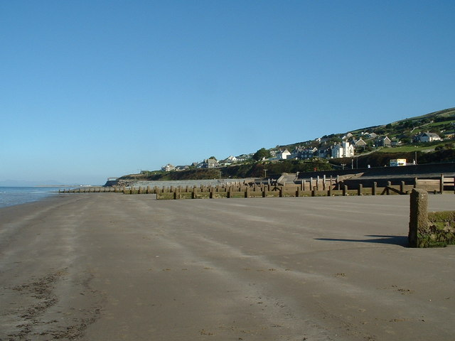 Beach, North of Barmouth